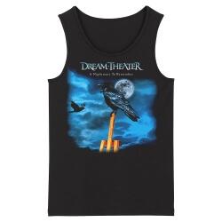Best Dream Theater Tank Tops Hard Rock Sleeveless Shirts