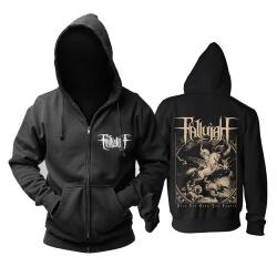 Best Fallujah Hoodie Hard Rock Metal Music Sweatshirts