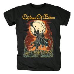 Best Finland Children Of Bodom Band T-Shirt Metal Shirts