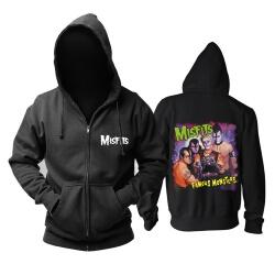 Best Misfits Famous Monsters Hoodie Hard Rock Punk Sweat Shirt