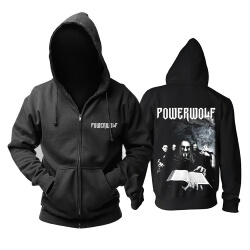 Best Powerwolf Hooded Sweatshirts Germany Metal Music Hoodie