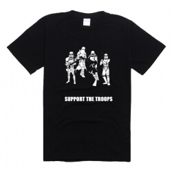 Black Darth Vader T Shirt Star Wars The Force Awakens Tee