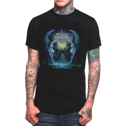 Black Heavy Metal Fleshgod Apocalypse Rock T-Shirt