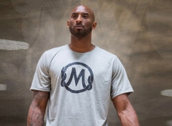 Black Mamba Kobe Memorial Tee Shirt