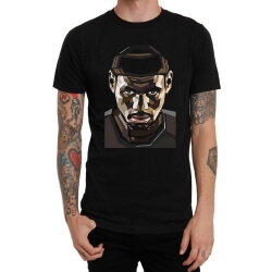 Black NBA Lebron James Tee Shirt