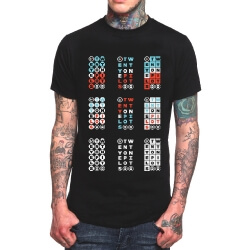 Black Twenty One Pilots Tshirt