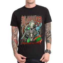 Blink 182 Rock T-Shirt Black Heavy Metal Band