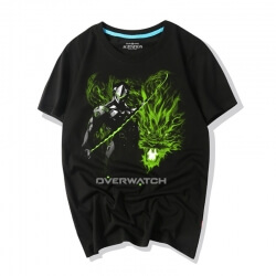 Blizzard Overwatch Genji Tees