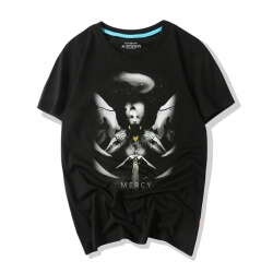 Blizzard Overwatch Mercy T Shirt