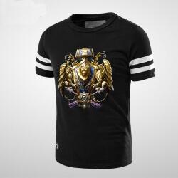 Blizzard WOW Alliance Logo T-shirt for Men