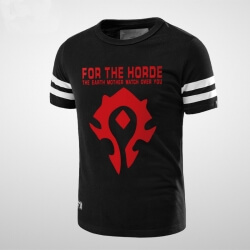 Blizzard WOW Horde T-shirt for HIm