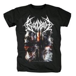 Bloodbath Ressurection Through Carnage Tees Metal T-Shirt