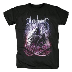 Bloodshot Dawn Tee Shirts Uk Metal T-Shirt