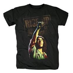 Bob Marley Band T-Shirt Punk Rock Tshirts