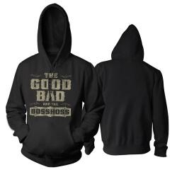 The Bosshoss Hooded Sweatshirts Hard Rock Hoodie