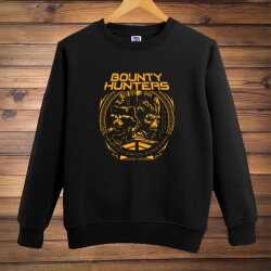 Bounty Hunter Sweatshirt Guardians Of The Galaxy 2 Pullover Hoodie