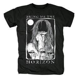Bring Me The Horizon Bmth Tees Hard Rock Punk Rock T-Shirt