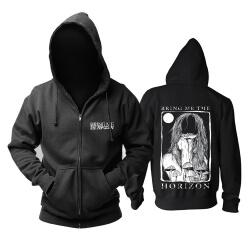 Bring Me The Horizon Hooded Sweatshirts Metal Music Band Hoodie