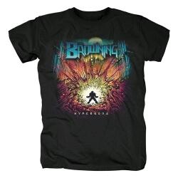The Browning Band Tee Shirts Us Metal T-Shirt