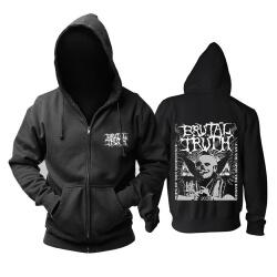 Brutal Truth Hoodie Metal Music Sweatshirts