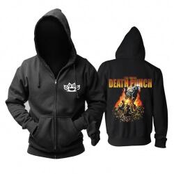 California Five Finger Death Punch Hoodie Hard Rock Metal Rock Band Sweat Shirt