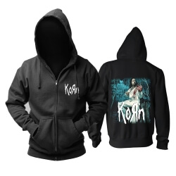 California Korn Hoodie Metal Punk Rock Band Sweat Shirt