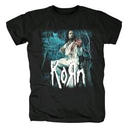 California Metal Punk Rock Band Tees Korn T-Shirt