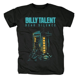 Canada Billy Talent T-Shirt Metal Rock Graphic Tees