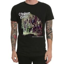 Cannibal Corpse Metal Rock Tshirt