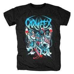 Carnifex Band T-Shirt Hard Rock Shirts