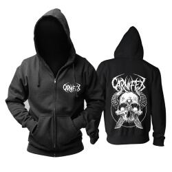 Carnifex Hoodie Metal Music Sweat Shirt