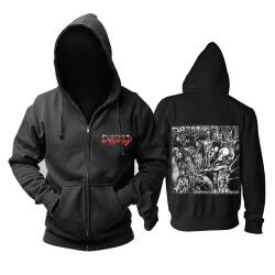 Children Of Bodom Hooded Sweatshirts Finland Metal Music Band Hoodie