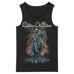 Children Of Bodom Sleeveless Tee Shirts Finland Metal Rock Tank Tops