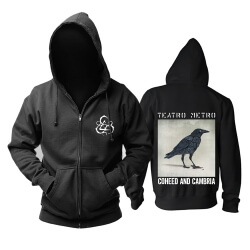 Coheed And Cambria Hoodie Us Metal Punk Rock Band Sweatshirts