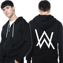 Cool Alan Walker Faded Singer Hoodie Zip Up Hooded Sweatshirt