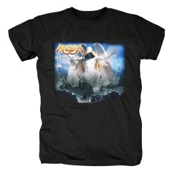 Cool Angra Band Rebirth Tee Shirts Brazil Metal T-Shirt