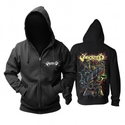 Cool Belgium Aborted Hoodie Metal Rock Sweat Shirt
