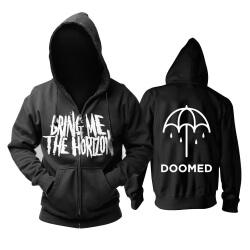 Cool Bring Me The Horizon Hoodie Metal Rock Band Sweat Shirt