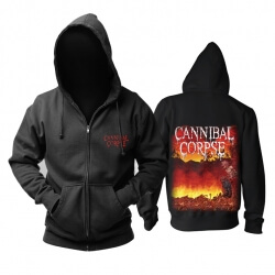 Cool Cannibal Corpse Hoodie Metal Punk Sweatshirts