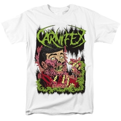 Cool Carnifex Tee Shirts Metal Band T-Shirt