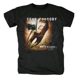 Cool Fear Factory T-Shirt Metal Punk Rock Tshirts