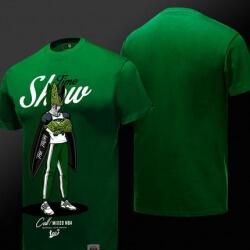 Cool Green Cell T Shirt Dragon Ball NBA Style T-shirt for Boys