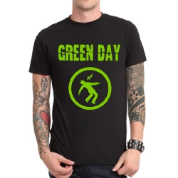 Cool Green Day Rock Band T-Shirt