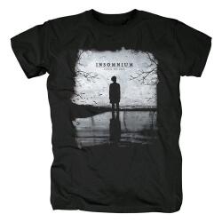 Cool Insomnium Across The Dark T-Shirt Finland Metal Tshirts