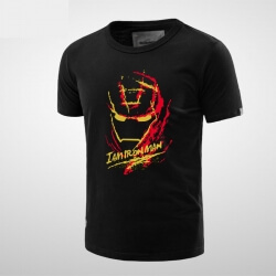 Cool Iron Man T-shirt for men