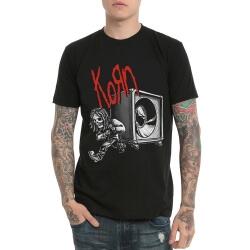 Cool Korn heavy Metal Rock Tshirt