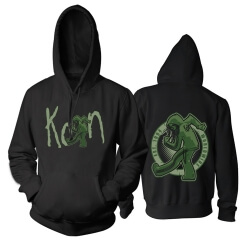 Cool Korn Hooded Sweatshirts California Metal Rock Band Hoodie
