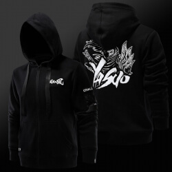 Cool LOL Yasuo Hoodie League of Legends Unforgiven Sweatshirt