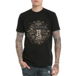 Cool Nightwish Rock Band T-shirt for Men