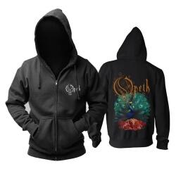 Cool Opeth Sorceress Hooded Sweatshirts Sweden Metal Music Hoodie